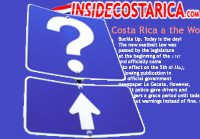 Let Inside Costa Rica find your direction in advertising!