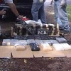 Costa Rican authorities stopping nearly one cocaine shipment per day on northern border