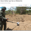 Meteorite crashes, explodes in Nicaragua capital, produces earthquake-like shaking