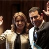 Former comedian Morales sworn in as Guatemala president
