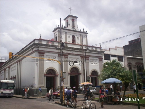 The El Carmen Church contains an interesting secret.