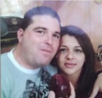 Yorvanky Perez de Piña and wife Yorleny Marín (YouTube)