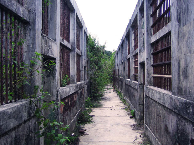 Coiba Prison Island. Photo: Chuck Holton / Flickr